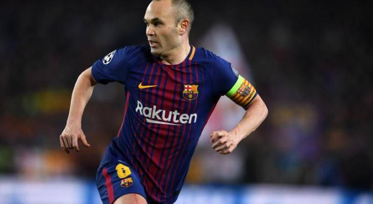 Andres Iniesta demands massive payoff from Barcelona ahead of move to China