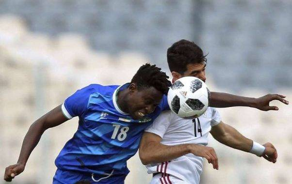 Match fixing accusation in Iran- Sierra Leone friendly