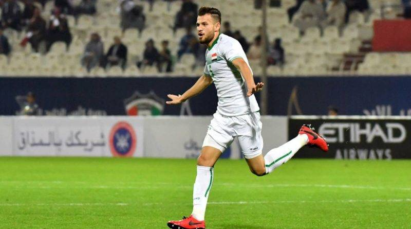 Iraq get historical win over Saudi Arabia