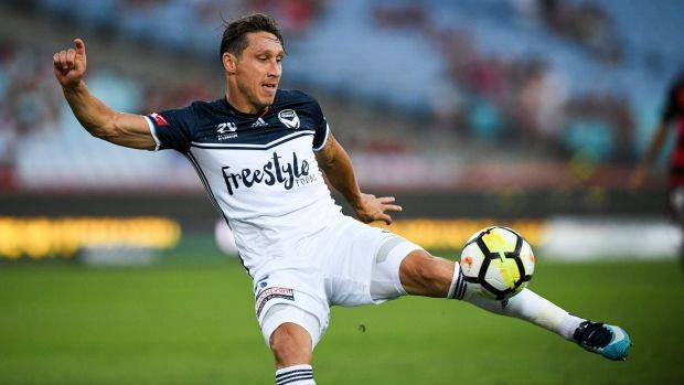 Former Melbourne Victory midfielder Mark Milligan not regret on moving to Saudi Arabia