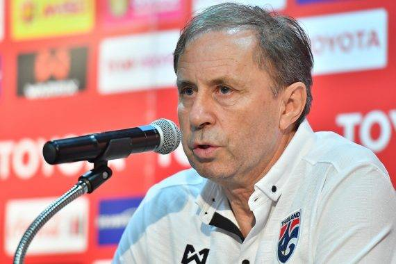 Milovan Rajevac asks clubs to release players for national team's Europe trip