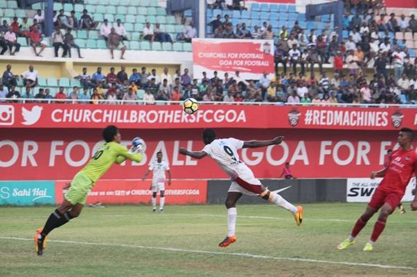 Mohun Bagan beat Churchill Brothers 2-1 to keep title hopes alive