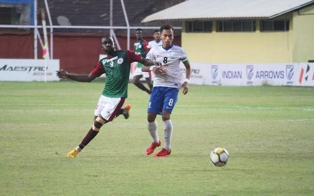 Dicka, Akram on target as Mohun Bagan beats wayward Arrows 2-0