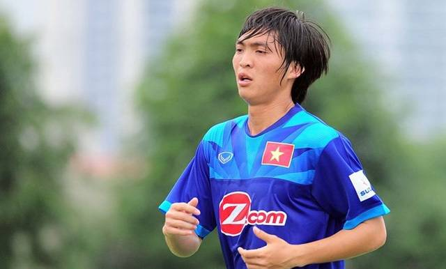 HAGL midfielder Tuan Anh could miss rest of V-League season due to injury
