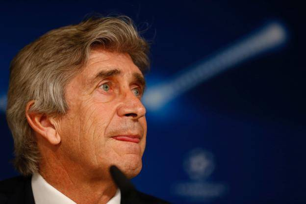 Hebei China Fortune coach Manuel Pellegrini complains the use of VAR in CSL