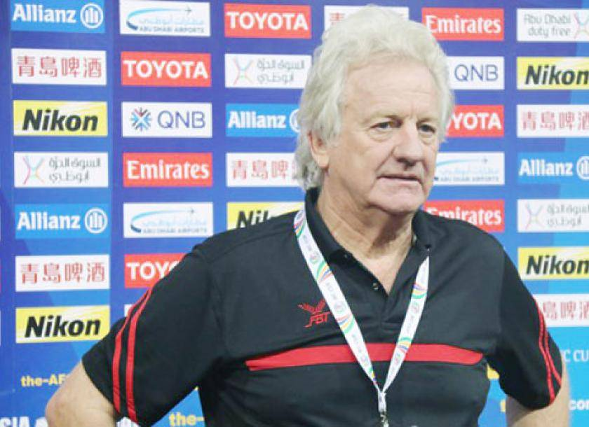 Coach René Desaeyere leaves Ratchaburi FC after just 19 days in charge