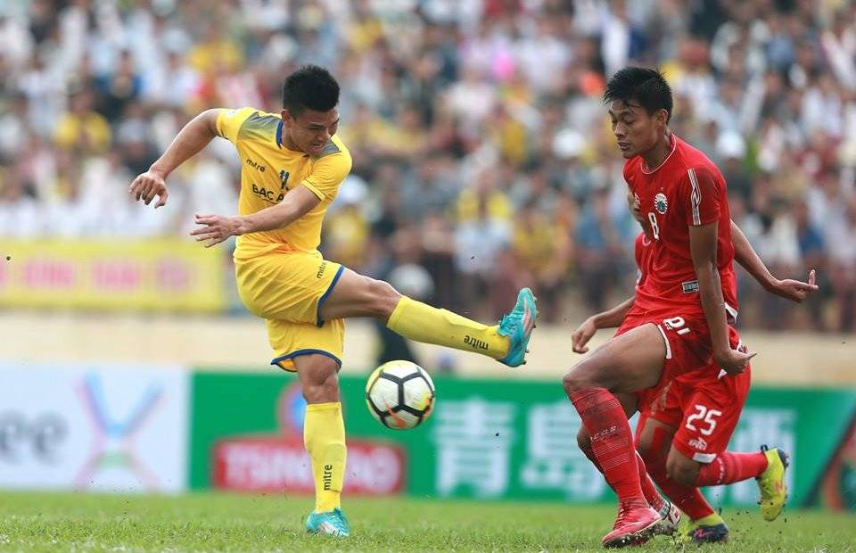 Song Lam Nghe An face goalkeeper crisis following Persija Jakarta draw at AFC Cup