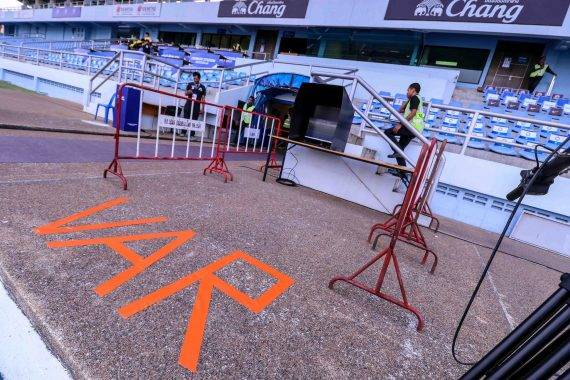 Thai League to stop using VAR and ARR from April 1 – Football Tribe Asia