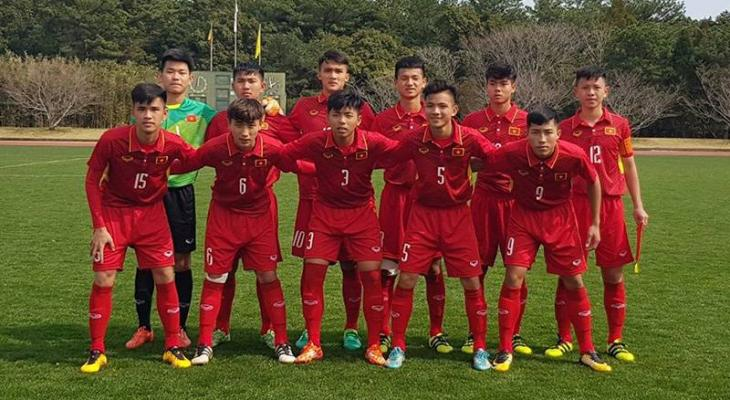 Vietnam U-16 finish second in the 2018 Japan-ASEAN friendly tournament
