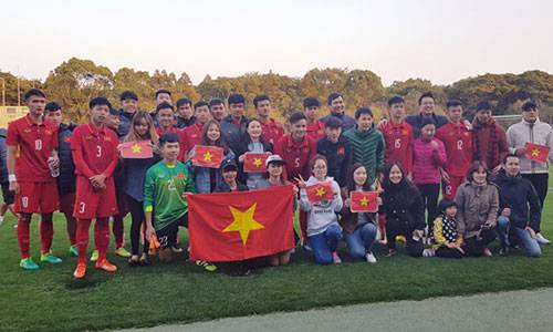 Vietnam defeat Thailand in penalty shootout in Japan-ASEAN U-16 friendly tournament