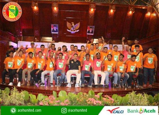 Aceh United: The hope of Aceh to compete in Indonesian top-flight League