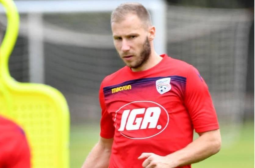 Adelaide United strikerDžengis Čavuševic misses the remainder of season due to injury