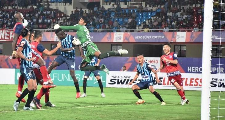 India Super Cup: Sanjiban's gloves save the day for Jamsdepur FC, beats Minerva Punjab FC 4-3 in tie-breakers