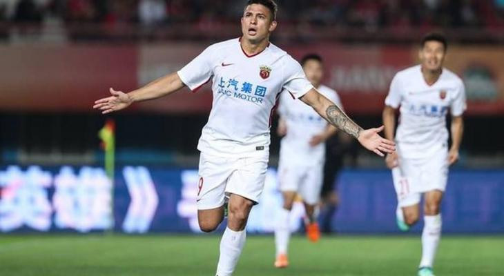 Shanghai SIPG stay top at Chinese Super League with a five-game winning streak