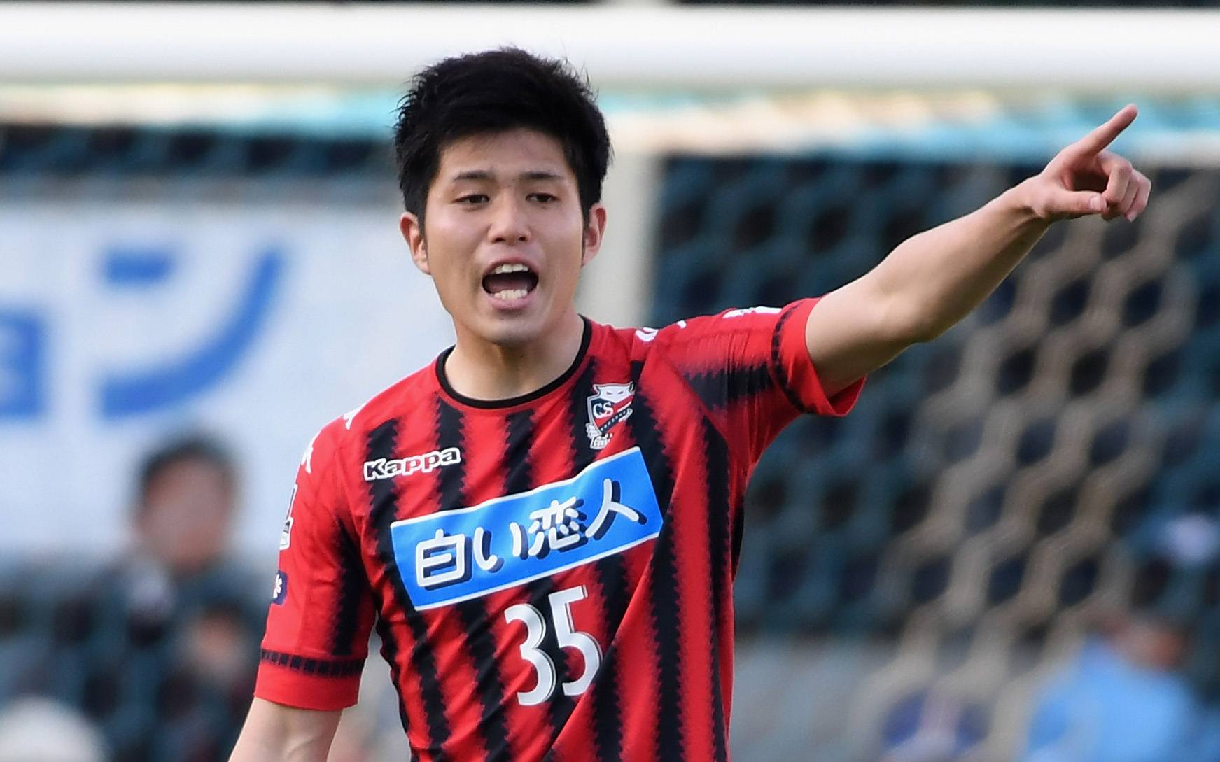 VIDEO: Consadole's Ryosuke Shindo gets Ohtani-style silent treatment