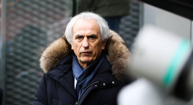 Japan head coach Halilhodzic fired; replacement to be announced Monday