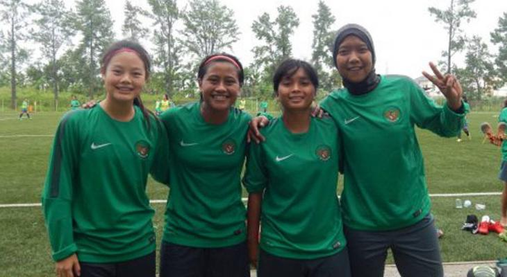 Indonesia women national team ready to play against strong teams