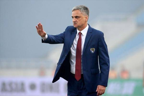 Marian Mihail parts ways with Thanh Hoa after less than four months in charge