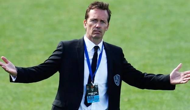 Mike Mulvey becomes new Central Coast Mariners coach