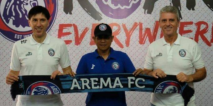Arema FC appoints Milan Petrovic as assitant coach