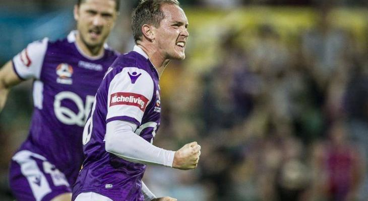 Neil Kilkenny signs three-year contact extension at Perth Glory