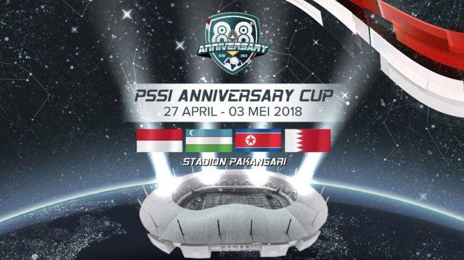 PSSI Anniversary Cup will be held this year