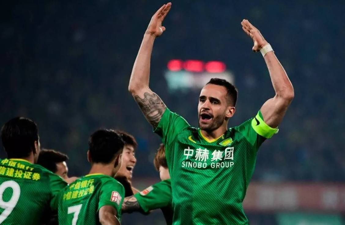 Beijing Guoan win Beijing derby by thumping Renhe 4-0