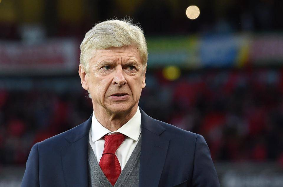 Arsene Wenger receives job offer in Chinese Super League