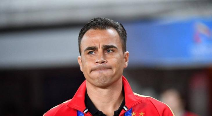 Guangzhou Evergrande coach Fabio Cannavaro asks fans for patience