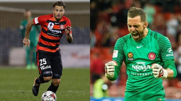 Western Sydney Wanderers terminate contract with duo Chris Herd and Jerrad Tyson