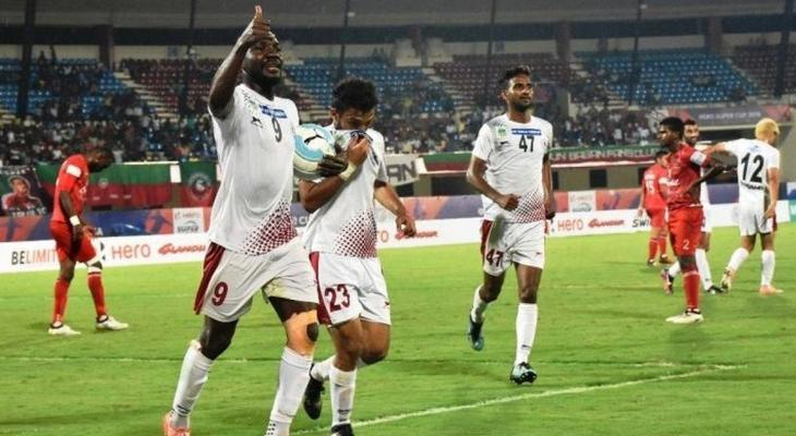 Hero Super Cup: Mohun Bagan beats Churchill Brothers 2-1 to book a quarter final berth.