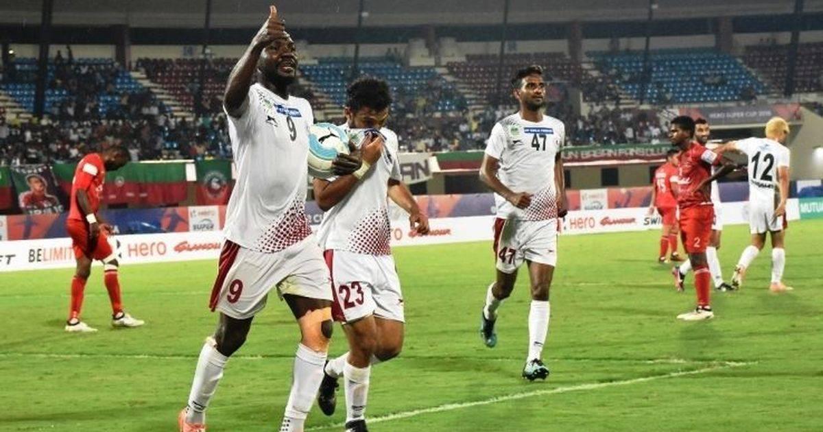 Hero Super Cup: Mohun Bagan beats Churchill Brothers 2-1 to book a quarter final berth.