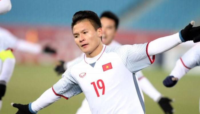 Vietnamese player Nguyen Quang Hai voted as one of World Soccer 500