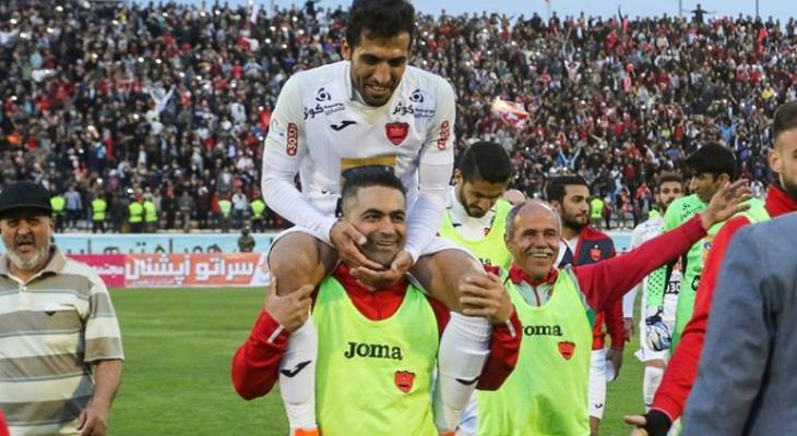 Persepolis win Iran Pro league for second consecutive season