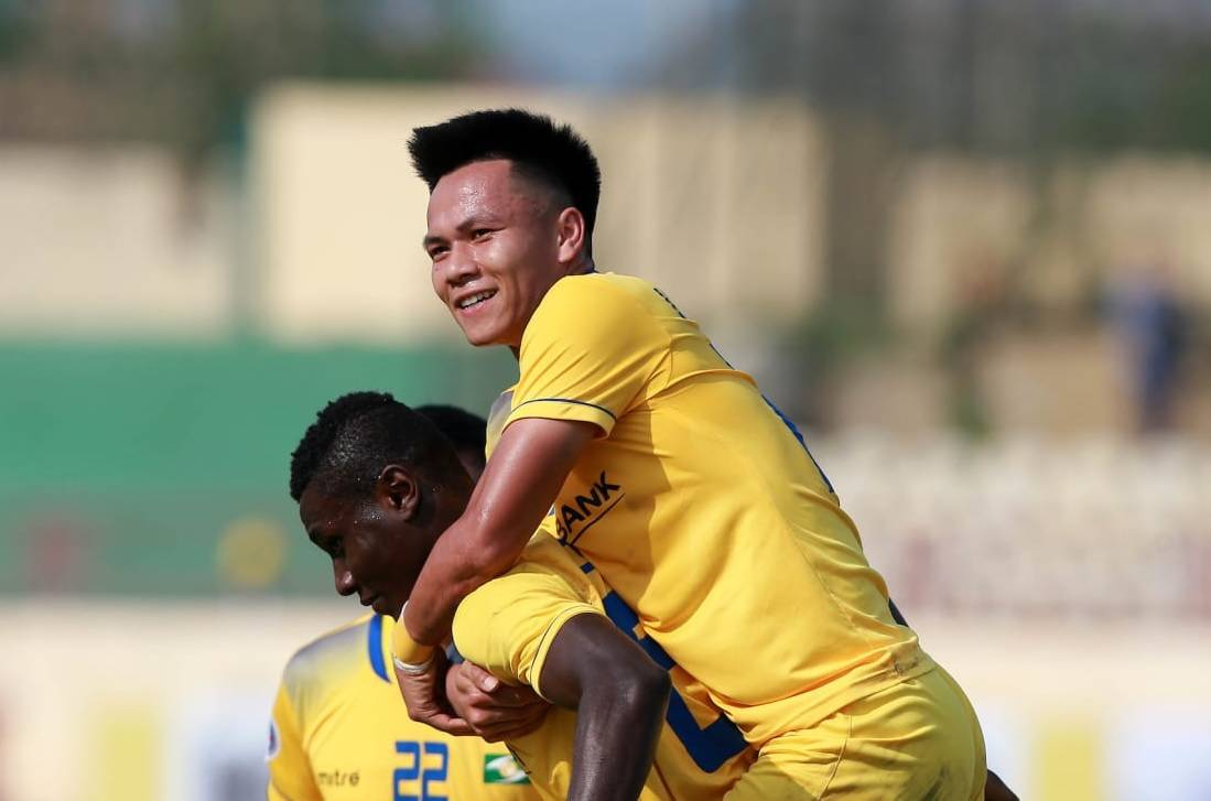 Song Lam Nghe An close to 2018 AFC Cup knock-out stage after Tampines Rover win