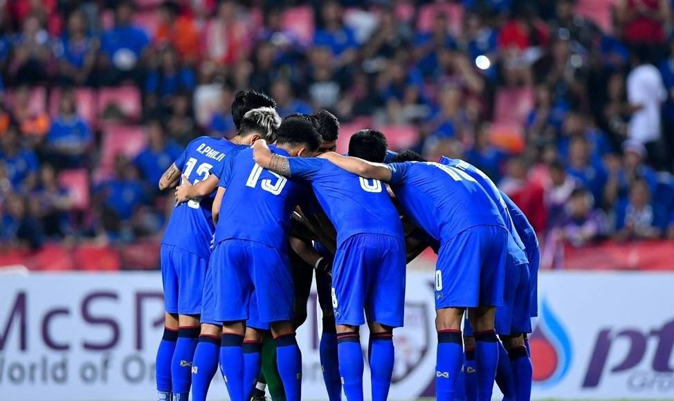 Thailand to play friendly match with China in June
