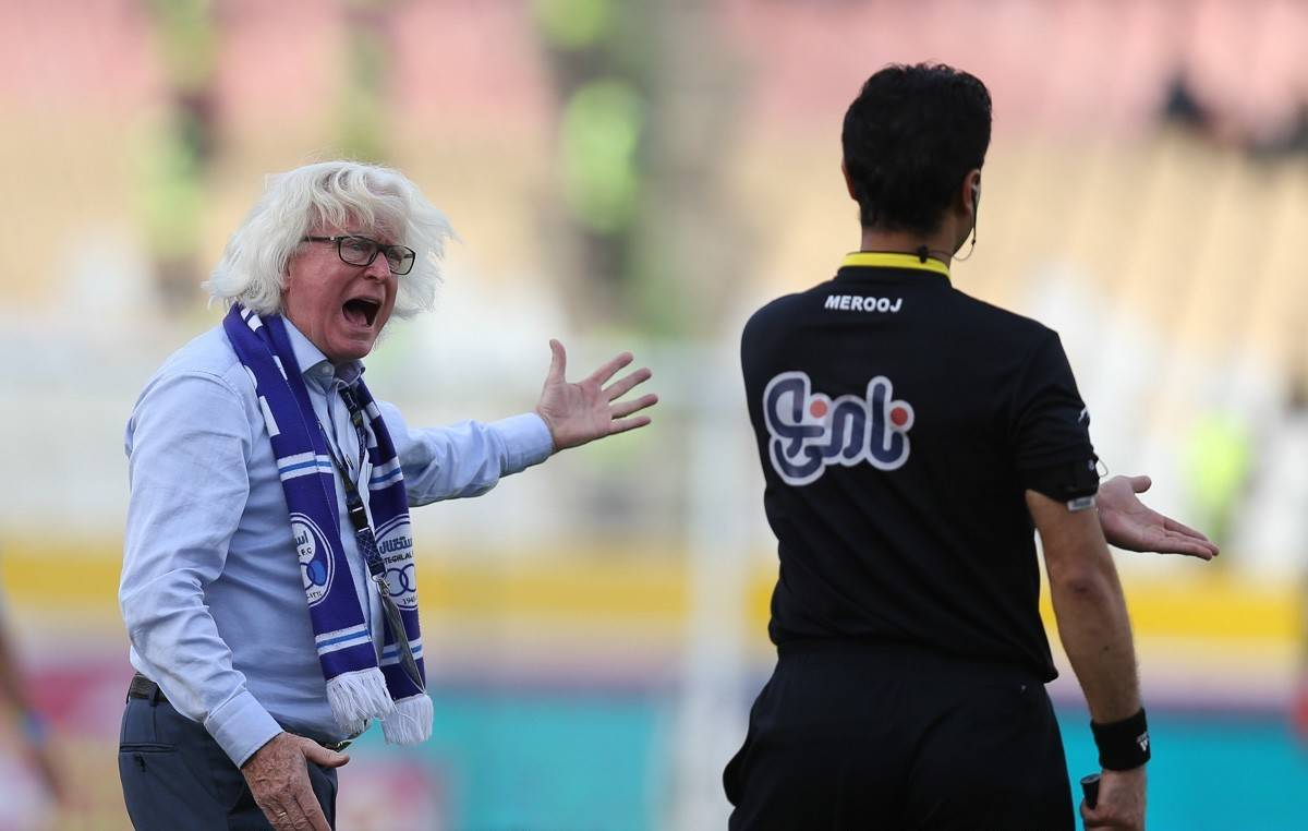 Winfried Schäfer set to extend his contract with Esteghlal
