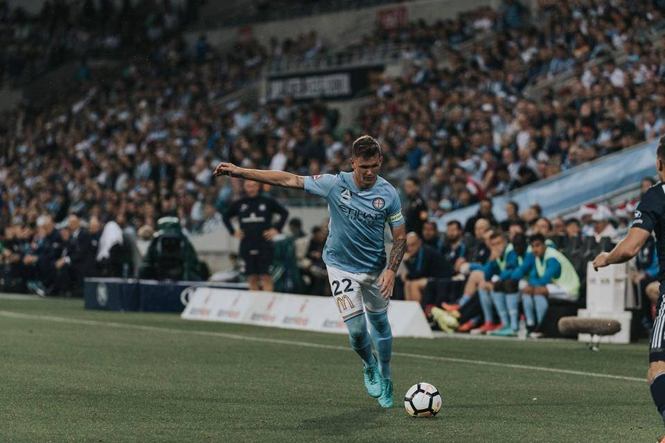 Melbourne City release Michael Jakobsen to rivals Adelaide United