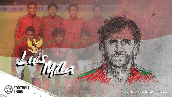 Luis Milla announces 22 players for Indonesia national U-23 team