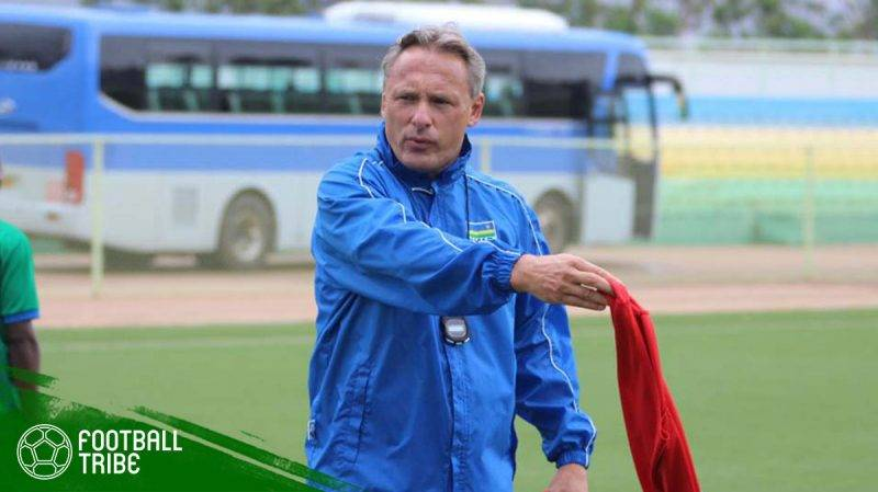 Myanmar Football Federation appoints Antoine Hey as national team's head coach