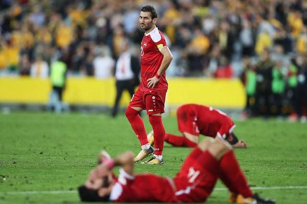 Syria plot revenge against Australia after World Cup heartbreak