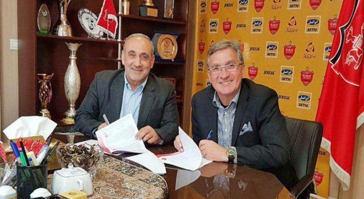Persepolis extend coach Branko Ivankovic's contract until 2020