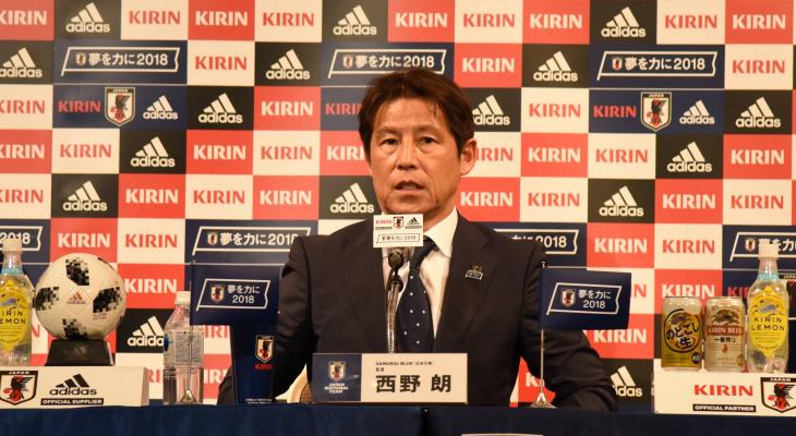 "Nishino touts Aoyama's experience, calls Kagawa's position ""delicate"""