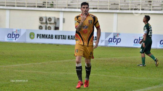 Fernando Rodriguez's great form in Liga 1 attracts attention from Spanish media