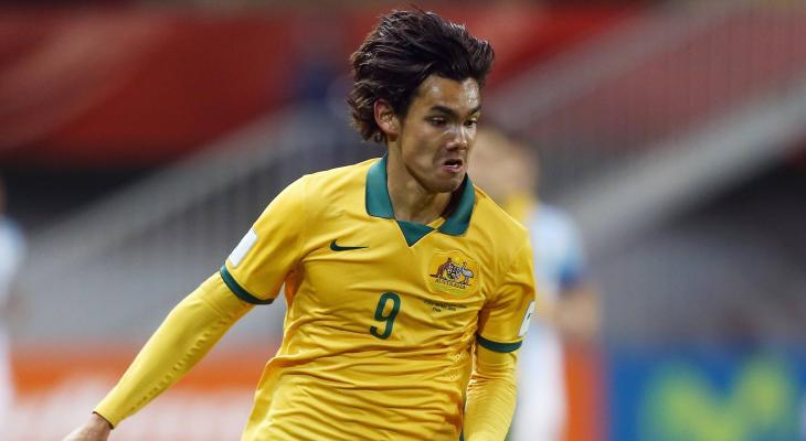 Former Australia U-17 striker Waring to go on trial with Cerezo Osaka