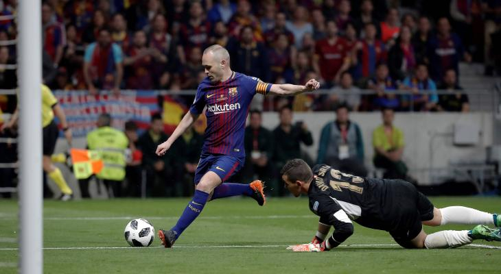 Report: Vissel Kobe reach agreement with Andres Iniesta