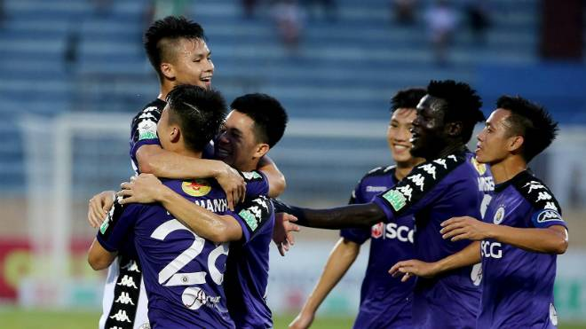 Hanoi FC outwit Thanh Hoa to strengthen V.League title grip