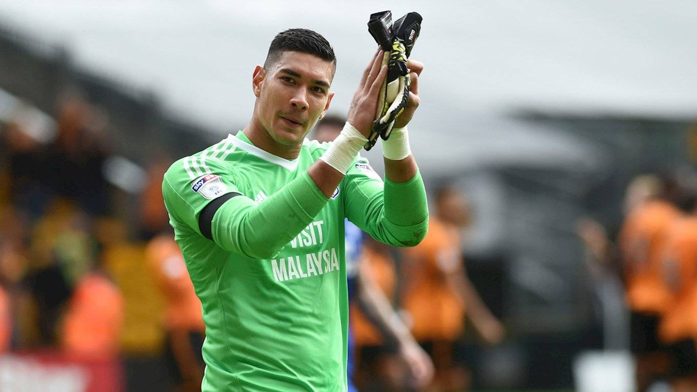 Neil Etheridge set to become first Southeast Asian player in English Premier League