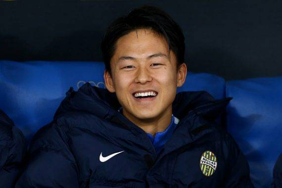 Lee Seung-woo becomes the first Korean player to score in Serie A in the last 5,943 days