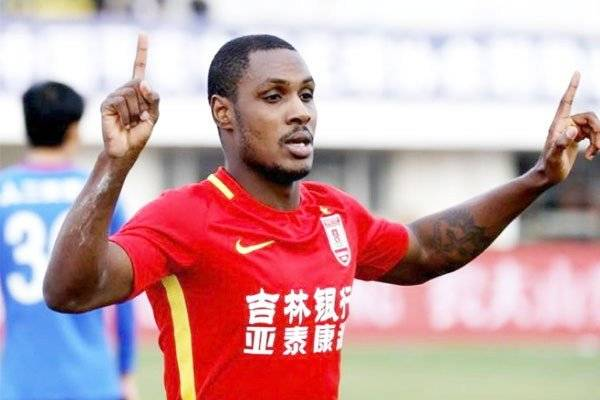 Odion Ighalo: My top priority is to help Changchun Yatai stay at Chinese Super League